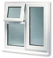 пластиковые окна и витражи